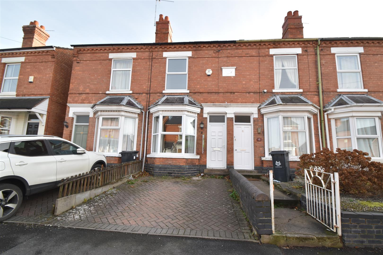 2 Bedrooms Terraced House for sale in Whinfield Road, Worcester